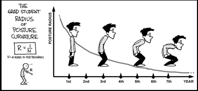 Phd comics evolution thesis